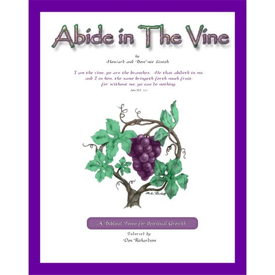 Abide In The Vine