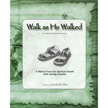 Walk As He Walked