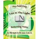Live In The Light 3 part COMBO book