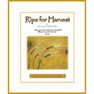 Ripe for Harvest book