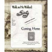 Walk as He Walked 2 part book