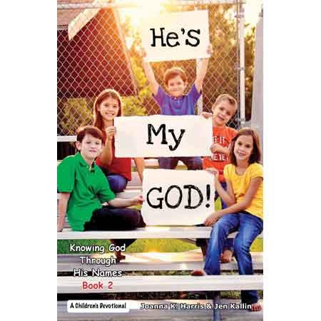 He's My God book 2