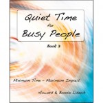 Helps you maintain time with God