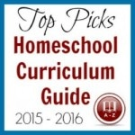Top Picks Homeshcool Cirrculum Guide