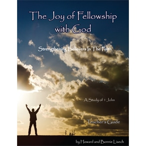 The Joy of Fellowship with God (student workbook) Paperback