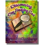 (Home School) Discovering Our Amazing God Student Workbook (Book 1, best for 7th Grade)
