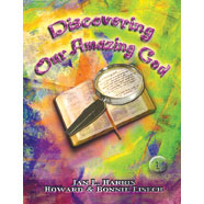 (Christian School) Discovering Our Amazing God Student Workbook (Book 1)