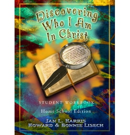 (Christian School) Discovering Who I Am In Christ Student Workbook Book 2 7th or 8th