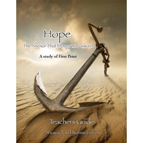 HOPE: The Anchor That Moves Us Forward STUDENT eBook (1 Peter)