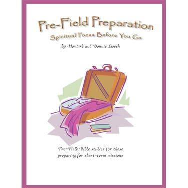 Pre-Field Preparation (Book 1) 7 Day edition